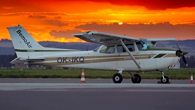 A picture of OKIKQ - Cessna 172N Skyhawk - [17271299] - © Hanys