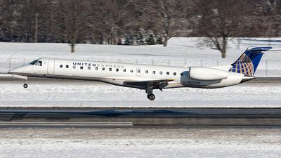 N829HK - Embraer ERJ-145LR - United Express (Trans States Airlines)