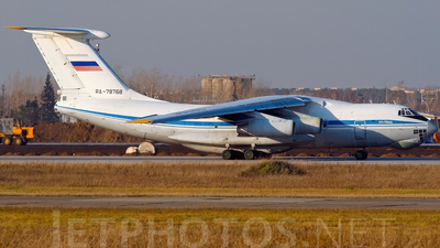 RA-78768 - Ilyushin IL-76MD - Russia - Air Force