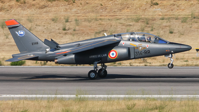E146 - Dassault-Breguet-Dornier Alpha Jet E - France - Air Force