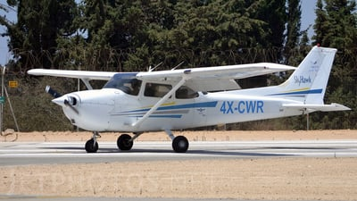 4X-CWR - Cessna 172R Skyhawk II - Sky Aviation