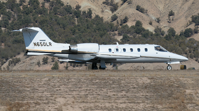 N650LR - Bombardier Learjet 35A - Private