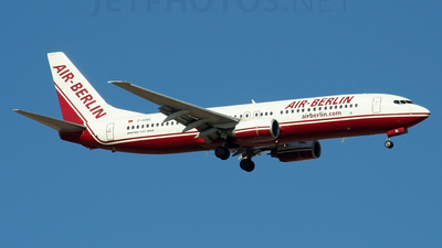 D-ABBL - Boeing 737-85F - Air Berlin