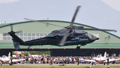 18-4574 - Sikorsky UH-60J Blackhawk - Japan - Air Self Defence Force (JASDF)