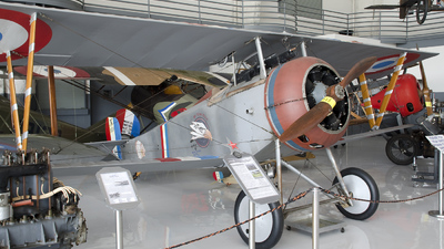 N1290 - Nieuport 17 - Private