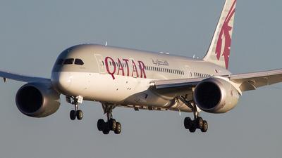 A7-BCD - Boeing 787-8 Dreamliner - Qatar Airways