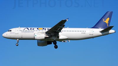 EI-DSY - Airbus A320-216 - Air One