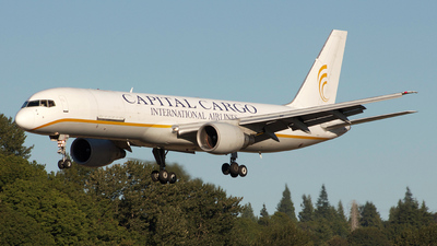 N620DL - Boeing 757-232(SF) - Capital Cargo International Airlines