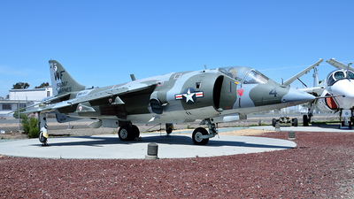 158387 - Hawker Siddeley AV-8C Harrier - United States - US Marine Corps (USMC)
