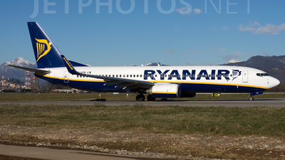 EI-EFM - Boeing 737-8AS - Ryanair