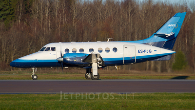 ES-PJG - British Aerospace Jetstream 31 - Avies Air Company