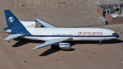 P4-MED - Lockheed L-1011-100 Tristar - Flying Hospital