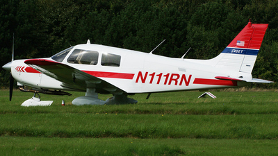 A picture of N111RN - Piper PA28161 - [2841127] - © Marius Hoepner