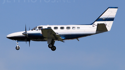 C-FJVR - Cessna 441 Conquest - Private