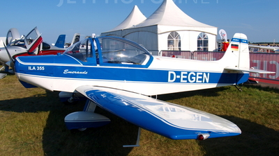 D-EGEN - Piel CP301A Emeraude - Private
