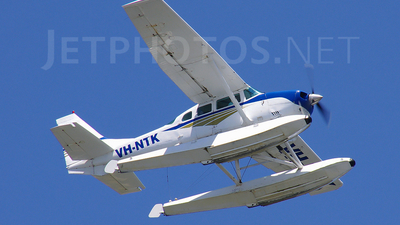 VH-NTK - Cessna U206G Stationair - Private