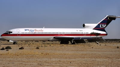 N911TS - Boeing 727-214 - USAir Shuttle