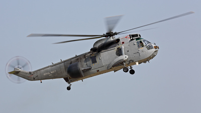 XV707 - Westland Sea King ASaC.7 - United Kingdom - Royal Navy