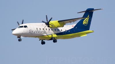 HB-AEO - Dornier Do-328-100 - Sky Work Airlines