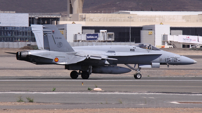 C.15-25 - McDonnell Douglas EF-18A+ Hornet - Spain - Air Force