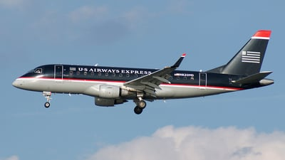 N820MD - Embraer 170-100SU - US Airways Express (Republic Airlines)