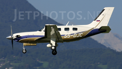 S5-DJC - Piper PA-46-500TP Meridian - Private