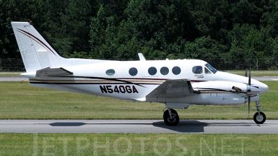 A picture of N540GA - Gulfstream G550 - [5540] - © Agustin Anaya