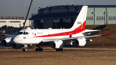 5501 - Kawasaki XP-1 - Japan - Maritime Self Defence Force (JMSDF)