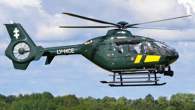 LY-HCE - Eurocopter EC 135T2i - Lithuania - Border Guard