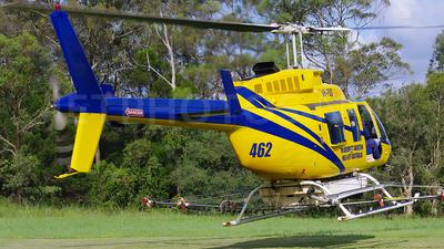 A picture of VHFUQ - Bell 206L1 LongRanger II - [45279] - © DaveWilson