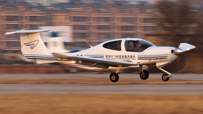 B-9473 - Diamond DA-40 Diamond Star - Tianjin Jeppesen International Flight College