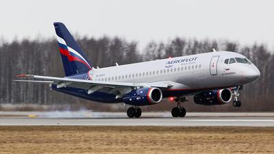RA-89004 - Sukhoi Superjet 100-95B - Aeroflot