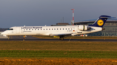 D-ACPL - Bombardier CRJ-701 - Lufthansa Regional (CityLine)