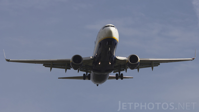 EI-DAN - Boeing 737-8AS - Ryanair