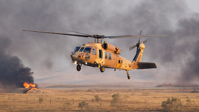 741 - Sikorsky S-70A-55 Yanshuf 3 - Israel - Air Force