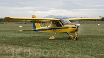 A picture of I5565 - Tecnam P92 Echo - [] - © Pise