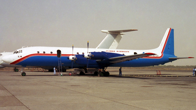 EX-75449 - Ilyushin IL-18D - Jubba Airways