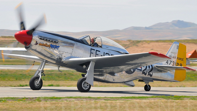 N151SE - North American P-51D Mustang - Private