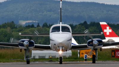 N121CF - Cessna 340 - Private
