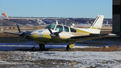 N6105A - Beechcraft 95-A55 Baron - Private