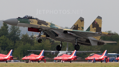 901 - Sukhoi Su-35 Super Flanker - Russia - Air Force