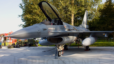 J-202 - General Dynamics F-16AM Fighting Falcon - Netherlands - Royal Air Force