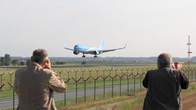 EBBR - Airport - Spotting Location