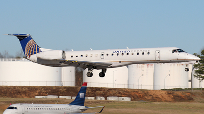 A picture of N13968 - Embraer ERJ145LR - [145138] - © Adam Sheinhaus