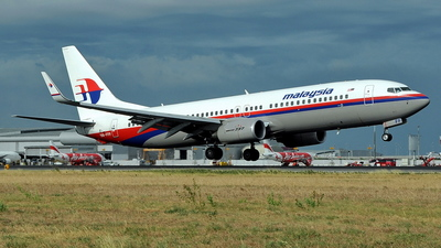 9M-FFF - Boeing 737-8FZ - Malaysia Airlines