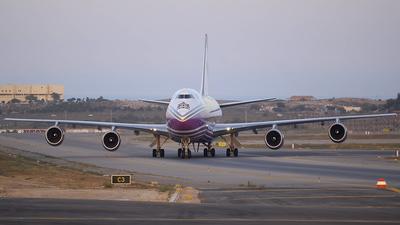 EC-KMR - Boeing 747-245F(SCD) - Pronair Airlines