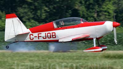 C-FJQB - Javelin Wichawk - Private