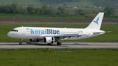 SU-KBE - Airbus A320-214 - Koral Blue Airlines