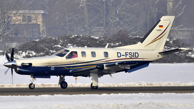 D-FSID - Socata TBM-700C2 - Private