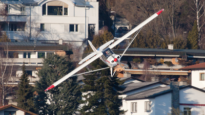 D-EKIB - Piper PA-18-150 Super Cub - Private